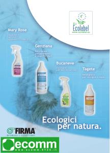 Firma Ecomm ecolabel