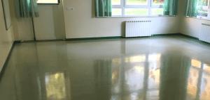 pavimento esd uffici